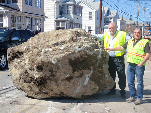 Public Works Members by Giant Rock