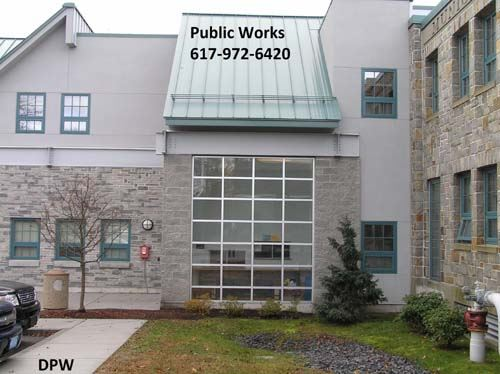 Public Works Office Building